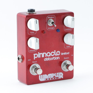 Wampler Pinnacle Limited Distortion Guitar Effects Pedal P-08521