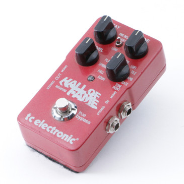 TC Electronic Hall Of Fame Reverb Guitar Effects Pedal P-08557