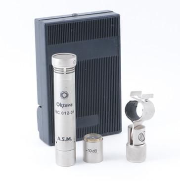 Oktava MC 012-01 Condenser Hypercardioid Microphone MC-3679