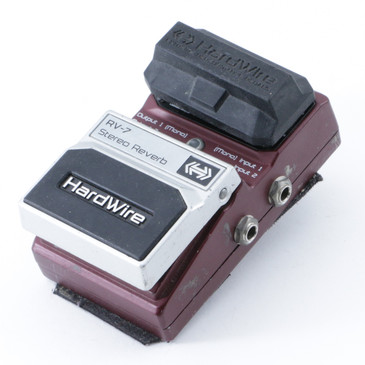 Digitech RV-7 Stereo Reverb Guitar Effects Pedal P-08598