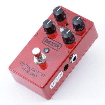 MXR Dyna Comp Deluxe M228 Compression Guitar Effects Pedal P-08596
