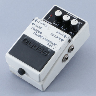 Boss NS-2 Noise Suppressor Noise Gate Guitar Effects Pedal P-08590