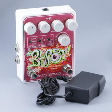 Electro-Harmonix Blurst Modulated Filter Guitar Effects Pedal w/ PSA P-08599