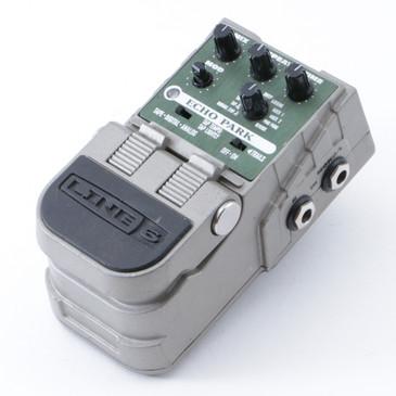 Line 6 Echo Park Delay Guitar Effects Pedal P-08613