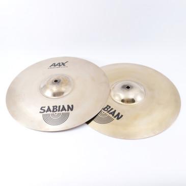 """Sabian 14"""" AAX X-Plosion Hats CY-0013"""