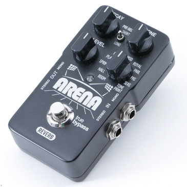 TC Electronic Arena Reverb Guitar Effects Pedal P-08654