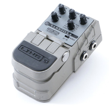 Line 6 Verbzilla Reverb Guitar Effects Pedal P-08689