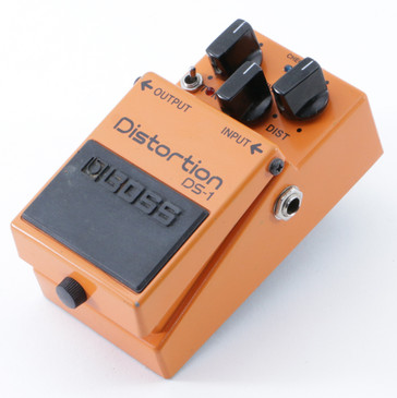 Keeley Boss DS-1 Distortion Guitar Effects Pedal P-08683