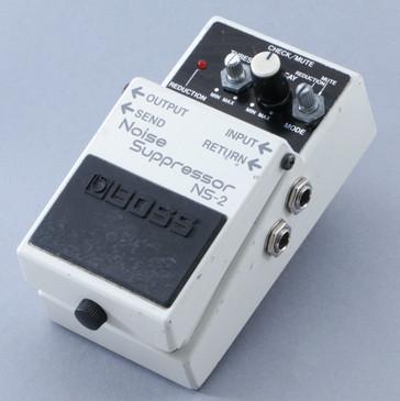 Boss NS-2 Noise Suppressor Noise Gate Guitar Effects Pedal P-08680