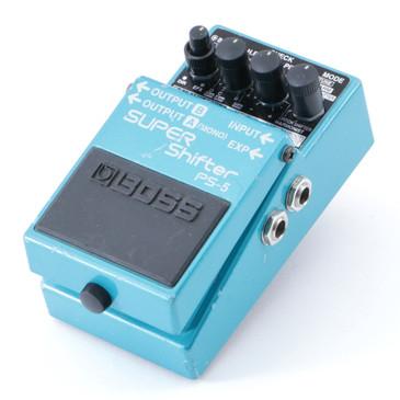 Boss PS-5 Super Shifter Pitch Shifter Guitar Effects Pedal P-08701