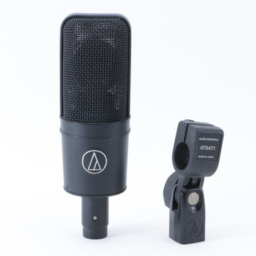 Audio-Technica AT4033 Condenser Cardioid Microphone MC-3733