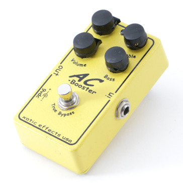 Xotic Effects AC-Booster Overdrive Guitar Effects Pedal P-08712