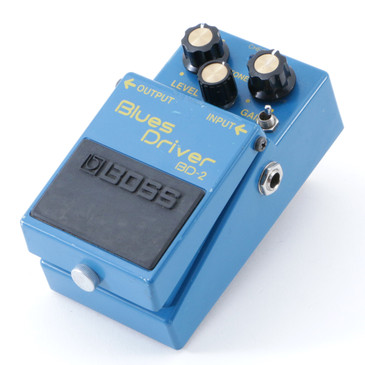 Keeley Boss BD-2 Blues Driver Overdrive Guitar Effects Pedal P-08707