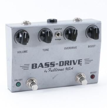 Fulltone Bass Drive Overdrive Guitar Effects Pedal P-08719