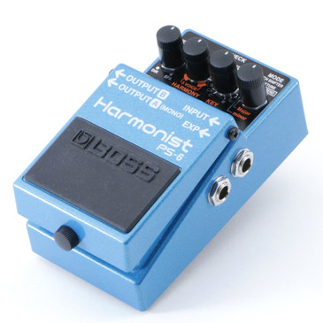 Boss PS-6 Harmonist Pitch Shifter Guitar Effects Pedal P-08703