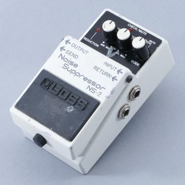 Boss NS-2 Noise Suppressor Noise Gate Guitar Effects Pedal P-08727