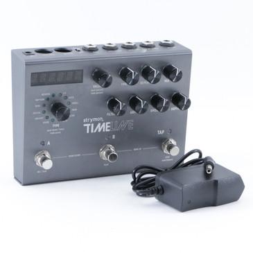 Strymon TimeLine Delay Guitar Effects Pedal w/ PSA P-08749