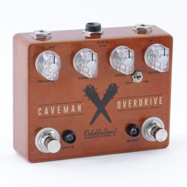 Oddfellow Caveman Overdrive Guitar Effects Pedal P-08744