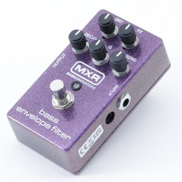 MXR Bass Envelope Filter M82 Guitar Effects Pedal P-08736