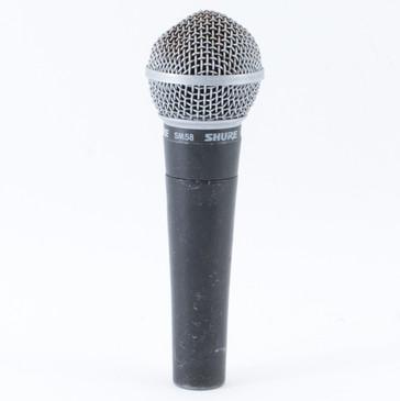 Shure SM58 Dynamic Cardioid Microphone MC-3759