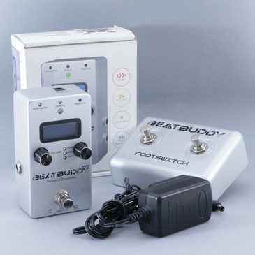 Singular Sound Mini Beat Buddy w/ Footswitch Drum Looper & PSA P-08780