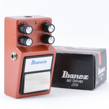 Ibanez JD9 Jet Driver Overdrive Guitar Effects Pedal P-08770