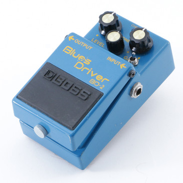 Keeley Boss BD-2 Blues Driver Overdrive Guitar Effects Pedal P-08758