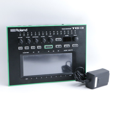 Roland TB-3 Touch Bassline Synth Bass Emulator & PSA P-08805
