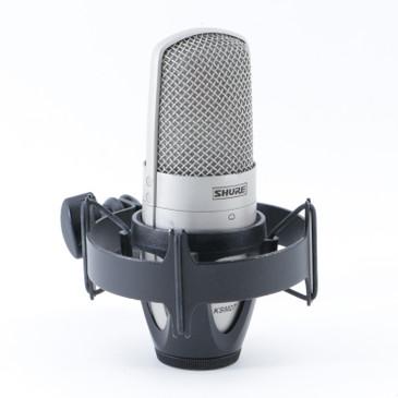 Shure KSM27 Condenser Cardioid Microphone MC-3768