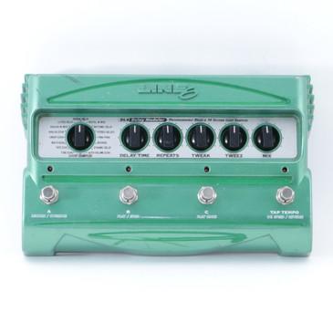 Line 6 DL4 Delay Modeler Guitar Effects Pedal P-08806