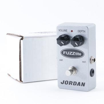 Jordan FUZZtite Fuzz Guitar Effects Pedal P-08788