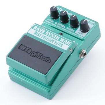 Digitech Bass Synth Wah Guitar Effects Pedal P-08803
