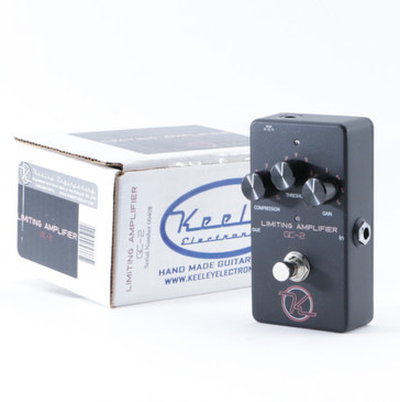 Keeley GC-2 Limiting Amplifier Guitar Effects Pedal P-08794