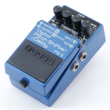 Boss PS-3 Digital Pitch Shifter / Delay Guitar Effects Pedal P-08812