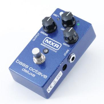 MXR Bass Octave Deluxe M288 Guitar Effects Pedal P-08822