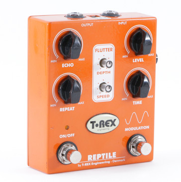 T-Rex Reptile Delay Guitar Effects Pedal P-08866