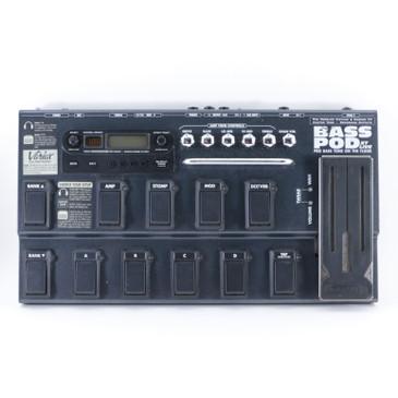 Line 6 Bass Pod XT Live Guitar Multi-Effects Pedal P-08880