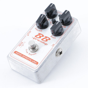 Xotic Effects BBP-MB BB PreAmp MB Overdrive Guitar Effects Pedal P-08849
