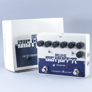 Electro-Harmonix Sovtek Deluxe Big Muff Pi Fuzz Guitar Effects Pedal P-08874