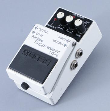 1987 Boss Japan NS-2 Noise Suppressor Noise Gate Guitar Effects Pedal P-08840