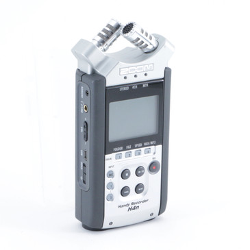 Zoom H4n Handy Recorder OS-8658