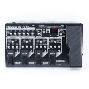 Boss ME-70 Guitar Multi-Effects Pedal P-08907