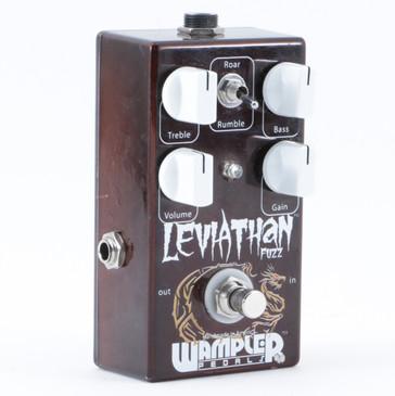 Wampler Leviathon Fuzz Guitar Effects Pedal P-08892