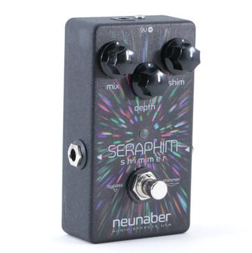 Neunaber Seraphim Shimmer Reverb Guitar Effects Pedal P-08899