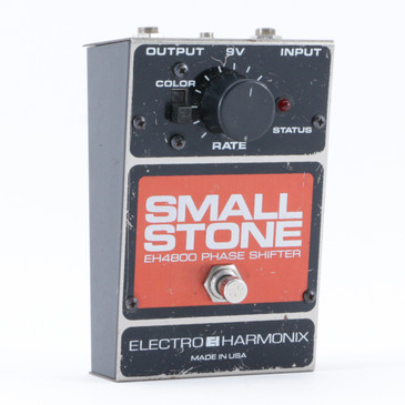Electro-Harmonix EH4800 Small Stone Phaser Guitar Effects Pedal P-08897