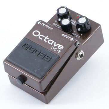 Boss OC-2 Octave Pitch Shifter Guitar Effects Pedal P-08887