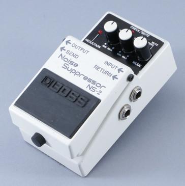 Boss NS-2 Noise Suppressor Noise Gate Guitar Effects Pedal P-08883