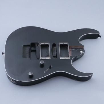 2007 Ibanez RG5EX1 Flat Black Basswood Guitar Body BD-5196