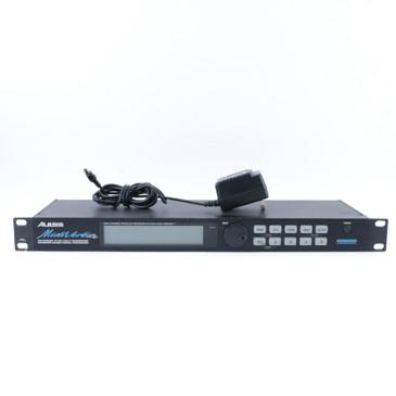Alesis Midiverb 4 18-Bit Reverb Guitar Effects Rack Unit w/ PSA P-08910
