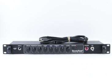 Tech 21 SansAmp RBI Bass Guitar Effects Rack Unit w/ PSA P-08975